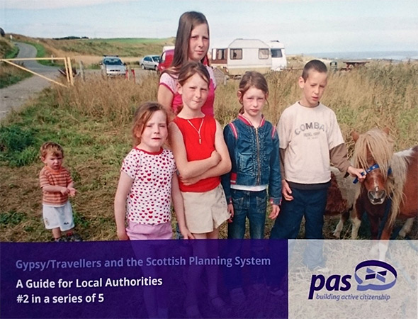 One of a series of five guides produced by PAS to address problems faced by Gypsy/Travellers in dealing with the planning system.